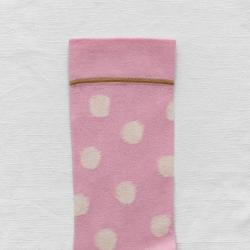 Lilac Polka Dot