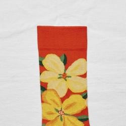 Vermillon Flower