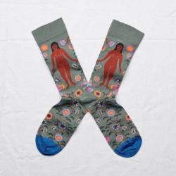 Socks Cedar Woman