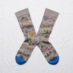 Socks Elephant Country