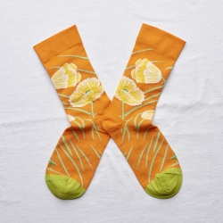 Socks Zest Poppy