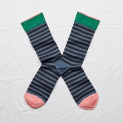 Socks Night Stripe