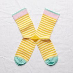 Socks Mimosa Stripe