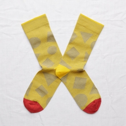 Socks Mimosa Reflections