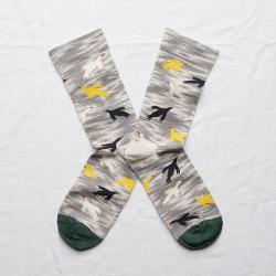 Socks Mimosa Birds