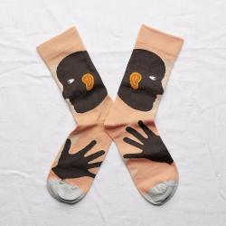 Socks Umber Ear