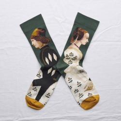 Socks Spruce Couple