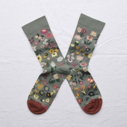 Socks Cedar Flower