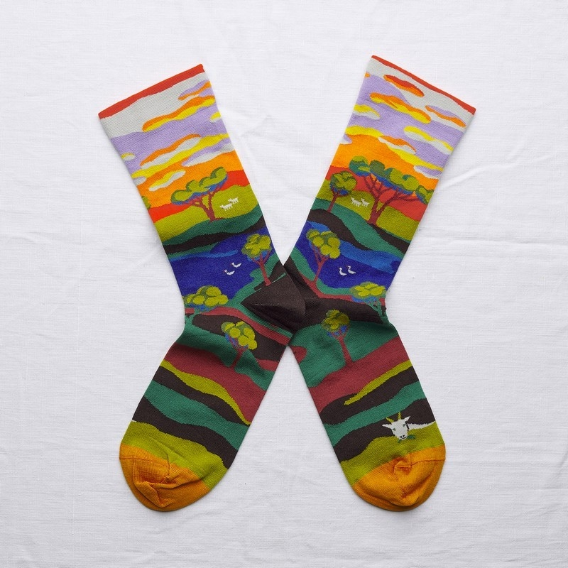 socks - bonne maison -  Tree - Multico - women - men - mixed