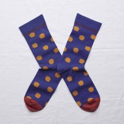 chaussettes - bonne maison -  Pois - Matisse - femme - homme - mixte