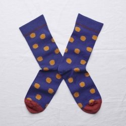 socks - bonne maison -  Polka Dot - Matisse - women - men - mixed