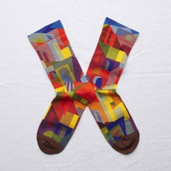 socks - bonne maison -  City - Multico - women - men - mixed