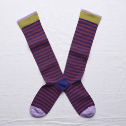 socks - bonne maison -  Stripe - Matisse - women - men - mixed