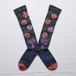 chaussettes - bonne maison -  Bouquet - Nuit - femme - homme - mixte