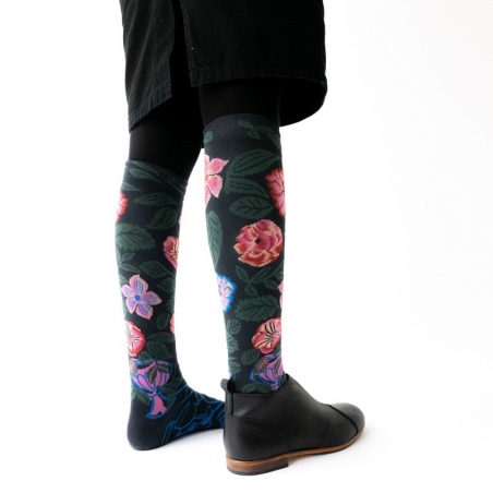 socks - bonne maison -  Bouquet - Night - women - men - mixed