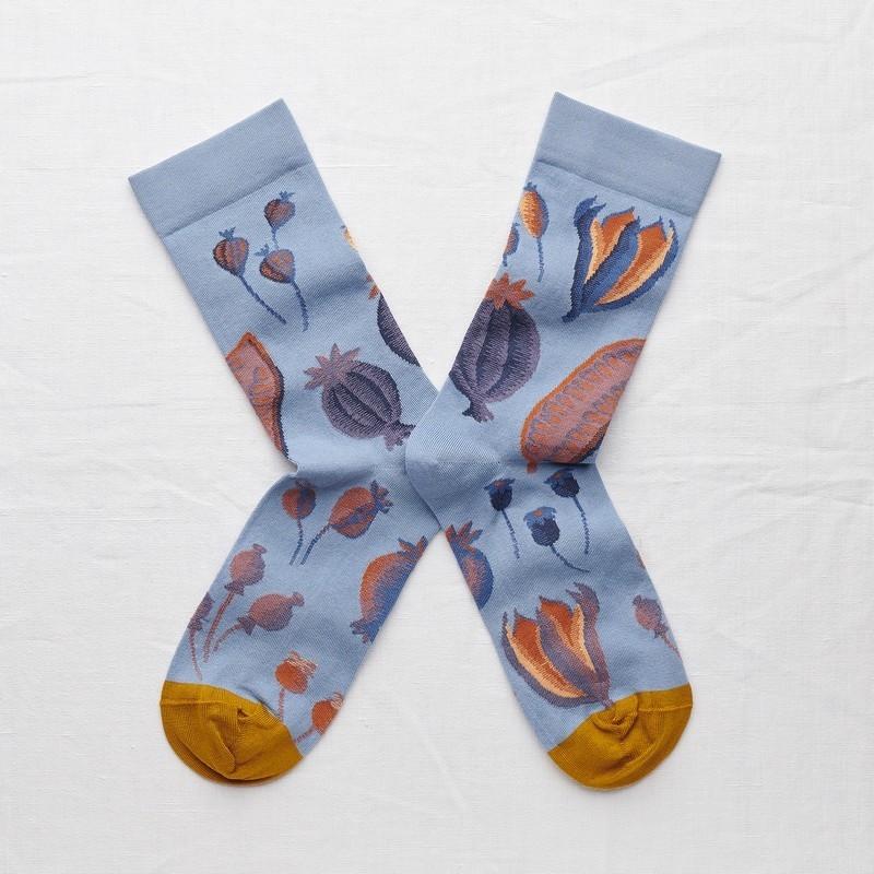 socks - bonne maison -  Seed - Storm - women - men - mixed