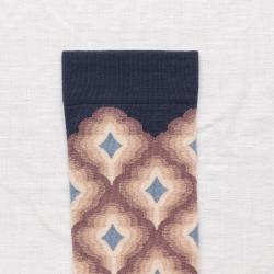 chaussettes - bonne maison -  Arabesque - Multico - femme - homme - mixte