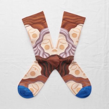 chaussettes - bonne maison -  Dormeuse - Multico - femme - homme - mixte