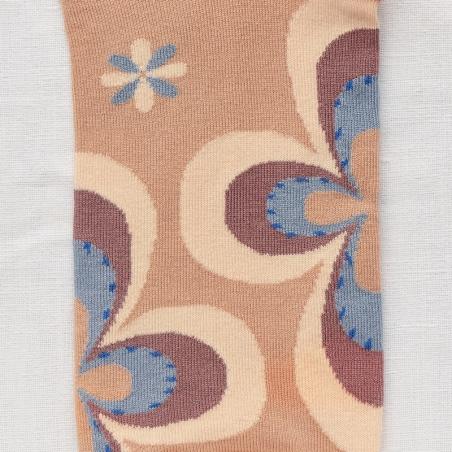 socks - bonne maison -  Rosette - Nude - women - men - mixed