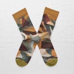 socks - bonne maison -  Mountain - Multico - women - men - mixed