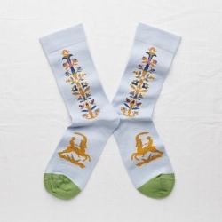 chaussettes - bonne maison -  Baguette - Ciel - femme - homme - mixte
