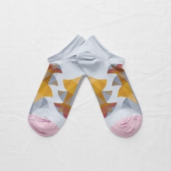 socks - bonne maison -  Palm - Sky - women - men - mixed