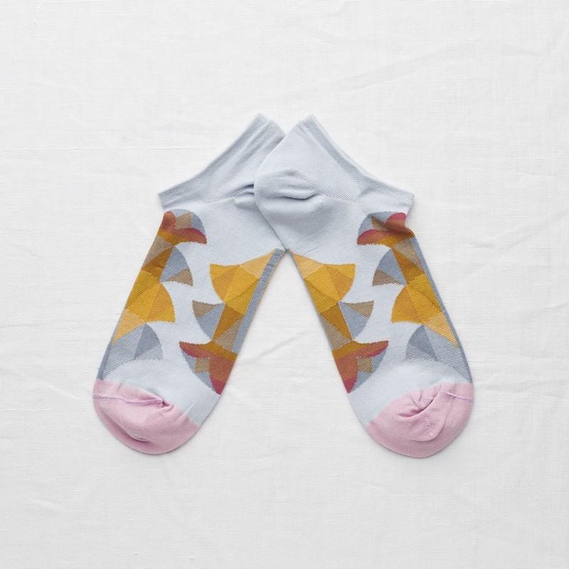 chaussettes - bonne maison -  Palme - Ciel - femme - homme - mixte