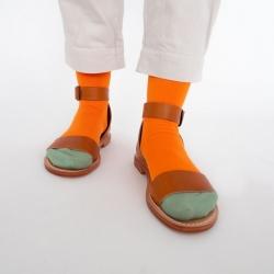 chaussettes - bonne maison -  Uni - Zeste - femme - homme - mixte