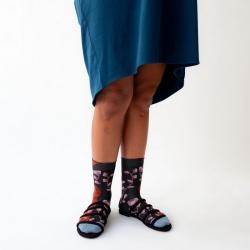 chaussettes - bonne maison -  Main - Nuit - femme - homme - mixte