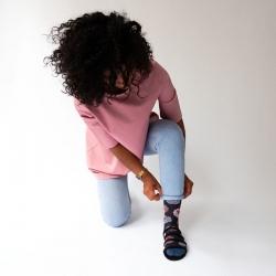 chaussettes - bonne maison -  Danseuse - Nuit - femme - homme - mixte
