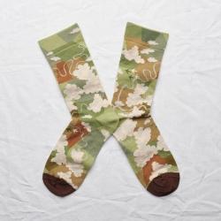 chaussettes - bonne maison -  Nuage - Mousse - femme - homme - mixte
