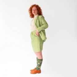chaussettes - bonne maison -  Narcisse - Cactus - femme - homme - mixte