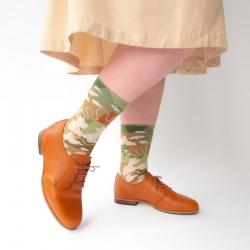 Socks Moss Cloud