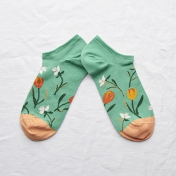 socks - bonne maison -  Tulip - Ming - women - men - mixed