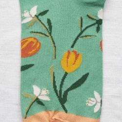 socks - bonne maison -  Tulip - Ming - women - men - mixed