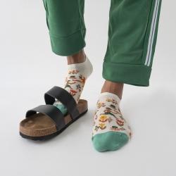 chaussettes - bonne maison -  Danseur - Naturel - femme - homme - mixte