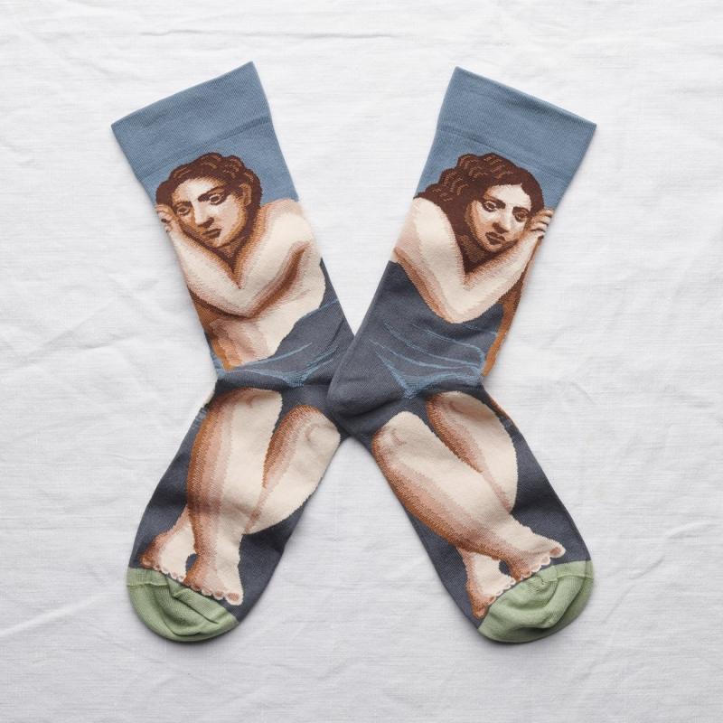 socks - bonne maison -  Lover - Paradise - women - men - mixed
