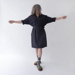 chaussettes - bonne maison -  Nuage - Acier - femme - homme - mixte