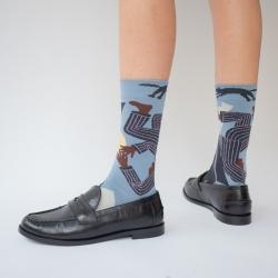 socks - bonne maison -  Nightmare - Storm - women - men - mixed