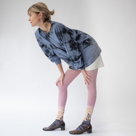 socks - bonne maison -  Mole - Rosebud - women - men - mixed