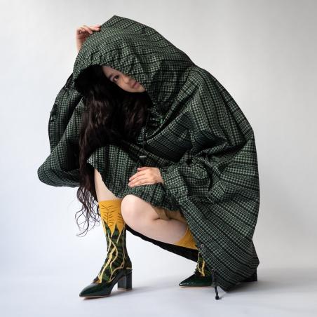 socks - bonne maison -  Leaf - Buttercup - women - men - mixed