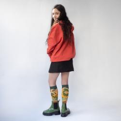 socks - bonne maison -  Forest - Multico - women - men - mixed