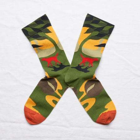 socks - bonne maison -  Dog - Cactus - women - men - mixed