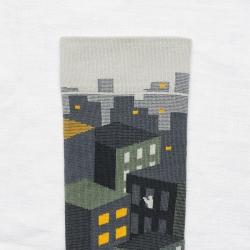 socks - bonne maison -  City - Multico - women - men - mixed