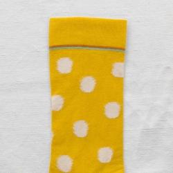 Sulfur Yellow Polka Dot